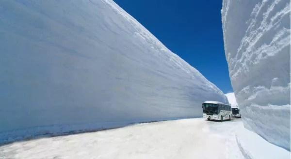 富山県デートスポット③やっぱり一度は行っておきたい『立山黒部アルペンルート』