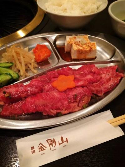 札幌焼肉ランキング⑨韓国の味を札幌駅で「焼肉 金剛山」