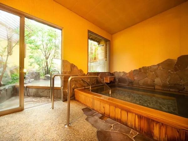 大分県の家族風呂⑥みゆきの湯〜バリアフリー対応の家族風呂