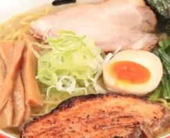 函館塩ラーメンランキング2. 特製和風スープが決め手「函館麺や 一文字」