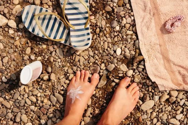 沖縄旅行の服装⑩疲れないことを第一に!歩きやすいサンダル