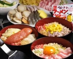 浅草もんじゃ焼きランキング⑨平日限定食べ放題がお得「香味家」