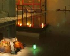 函館日帰り温泉ランキング③高濃度炭酸泉の絶景風呂!「天然温泉 七重浜の湯」