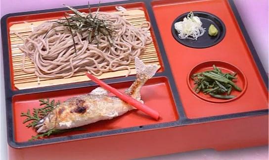 長瀞そばランキング⑩長瀞の鮎と蕎麦の相性がバッチリ!「見晴」