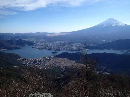 富士山絶景撮影ポイント①富士の裾野まで綺麗に一望!中藤山 山頂