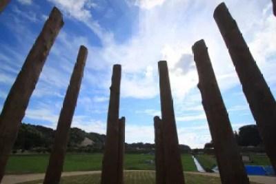 石川県パワースポットランキング⑩環状木柱列が出土した古代人の聖域!真脇遺跡1