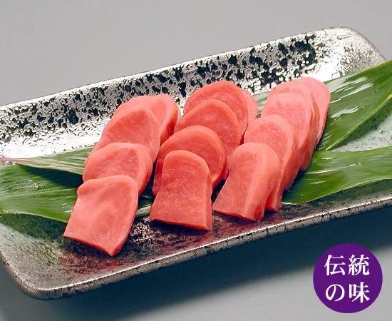 岐阜県お土産ランキング⑥ご飯のおともにぴったり!赤カブの漬物
