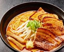 甲府ラーメンランキング⑤味噌ラーメンならここが一番!「麺屋 白虎」