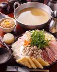梅田鍋ランキング⑨隠れ家的な鍋のお店、鍋・鉄板焼「暁」神山店
