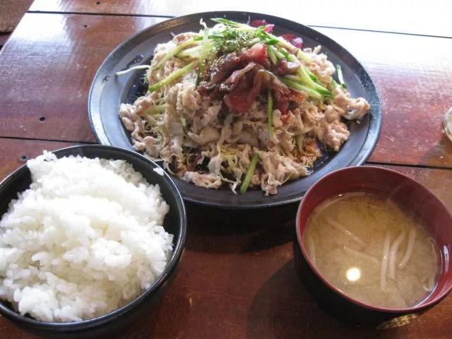 東京超大盛りデカ盛りグルメ⑦お弁当でもデカ盛り!「金魚鉢」