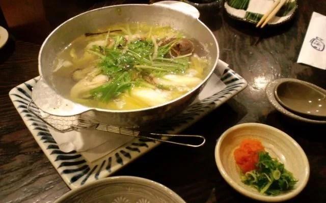 大阪牡蠣鍋ランキング③お魚への愛は一番!魚魚家(ととや)梅田店