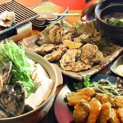 大阪牡蠣鍋ランキング⑥メニュー豊富!火のや温