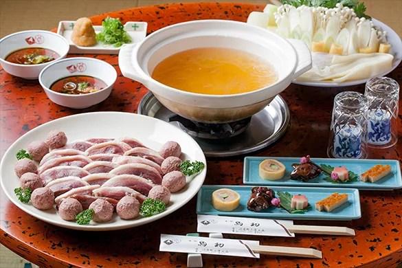 京都鴨鍋ランキング⑥老舗で目も舌も大満足させよう「本家 鳥初」