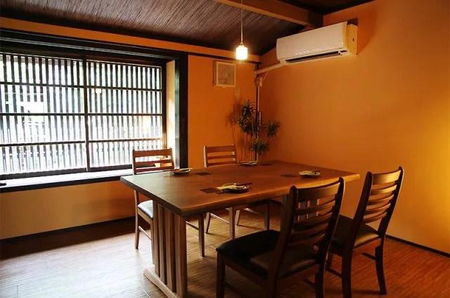 京都鴨鍋ランキング②リバーサイドのおしゃれなお店で食べる鴨肉「いしがま亭」