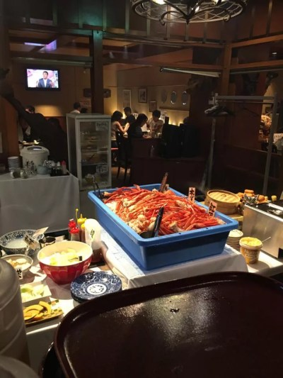 大阪カニ鍋ランキング⑨北海道のカニ食べ放題!どさんこかに食堂