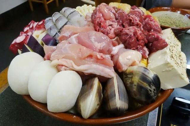 大阪ちゃんこ鍋ランキング③地元で「一番」のちゃんこ!立浪一番