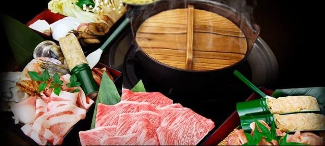 """神戸鍋料理ランキング⑥種類豊富な鍋料理が楽しめる""""すみれ茶屋"""""""