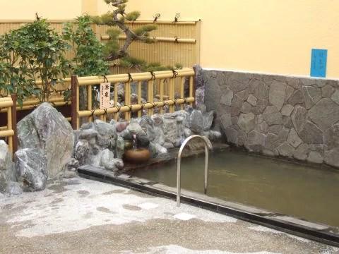 大阪府スーパー銭湯ランキング⑨年代感ある銭湯、天然温泉テルメ龍宮