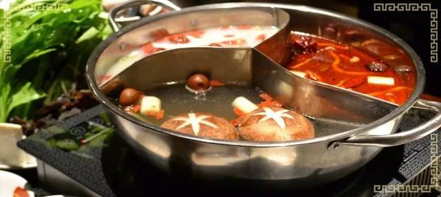 名古屋鍋ランキング⑦中華薬膳火鍋専門店「シャングリラ」身体に良い、本場の火鍋