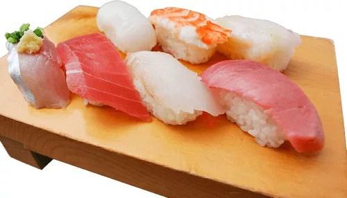 大洗回転寿司ランキング②大洗観光に便利!お魚天国
