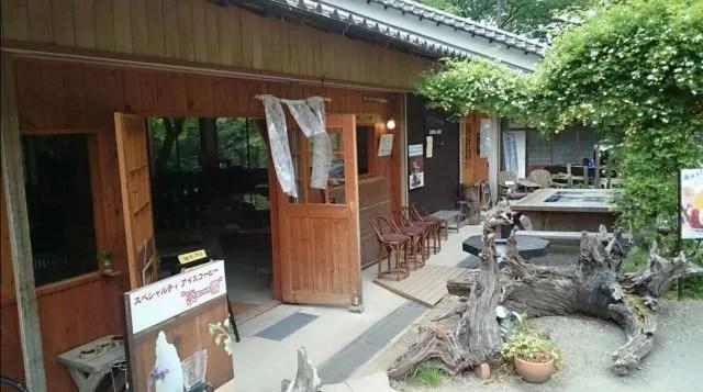 ⑩探検後はカフェ「JURIN's GEO」で一休み