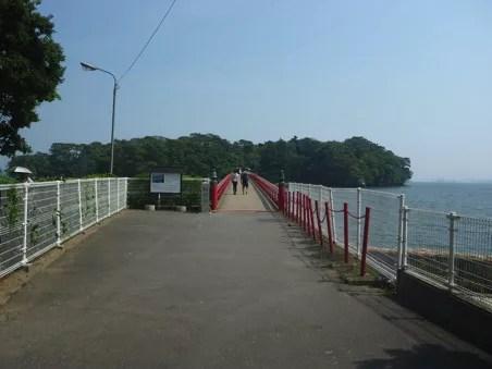 松島観光スポットランキング⑤島を散策!福浦島