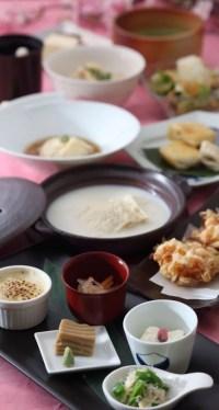 京都湯葉料理ランキング⑥京都駅直結! 京豆富不二乃