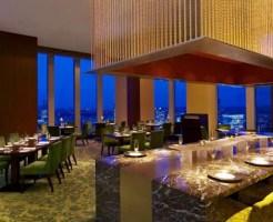仙台デートにおすすめ⑤ホテルランチで街を展望!ウェスティンホテル仙台