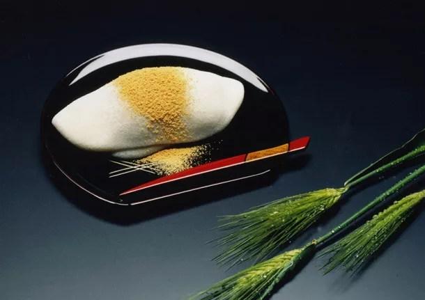 京都和菓子ランキング③公家の方々も召し上がった?!【中村軒 麦代餅】