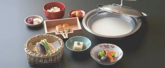 京都湯葉料理ランキング⑧旅番組の露出NO1!南禅寺順正
