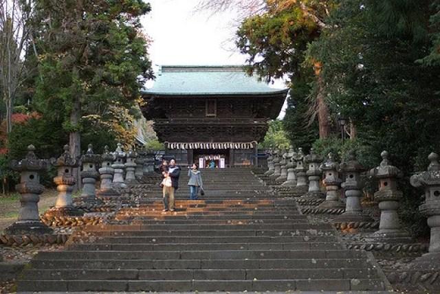 仙台パワースポットランキング⑥家康を祀る神社、仙台東照宮