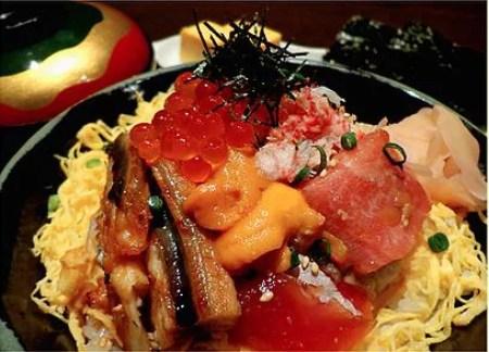 宮城県郷土料理ランキング③宮城の海の恵みたっぷり!【仙台づけ丼】たちばな