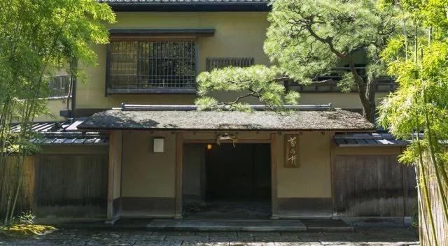 京都料亭ランキング③ミシュラン3つ星の老舗料亭【菊乃井本店】