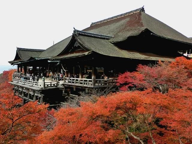 京都で清水寺観光に行く前に知っておきたい10のこと