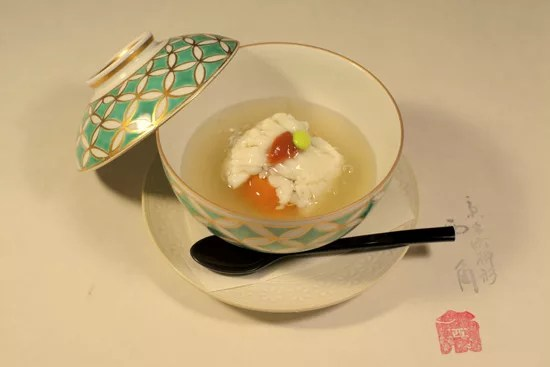 京都「京料理」ランキング④優雅で繊細な盛り付けも魅力の一つ【西角】