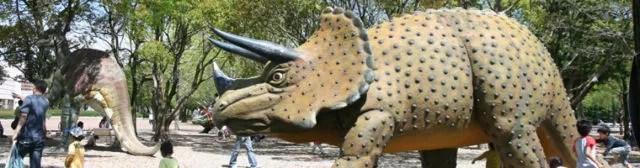 豊橋デートスポットランキング①ワクワクドキドキ!恐竜ワールド「豊橋動植物公園内の自然史博物館」