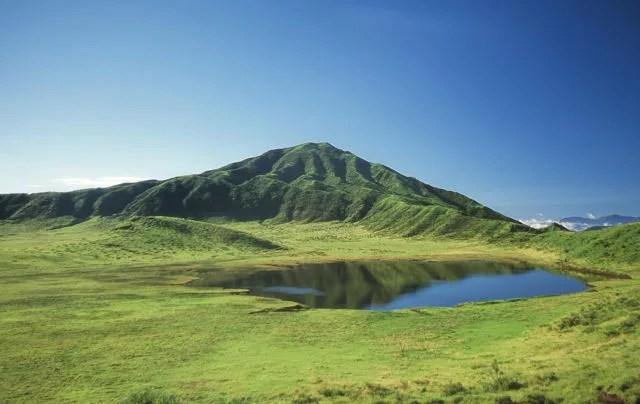 阿蘇観光スポットランキング①阿蘇を象徴する風景!草千里ヶ浜