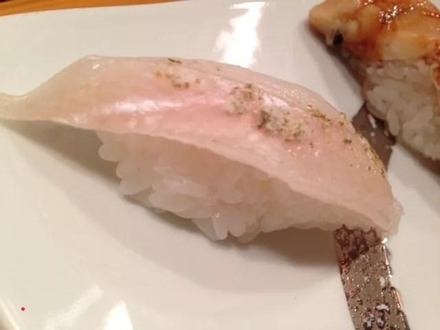松島寿司ランキング②生あなごの握りが食べられる!寿司幸