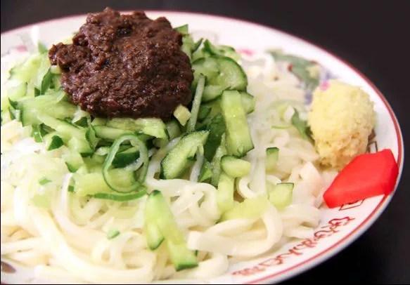 盛岡じゃじゃ麺ランキング①じゃじゃ麺発祥、元祖「白龍」(パイロン)本店