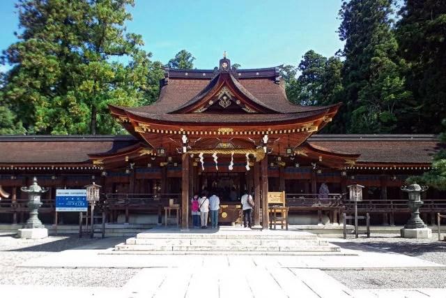 滋賀県パワースポットランキング①滋賀で最も有名な厄除けの神様「多賀神社」