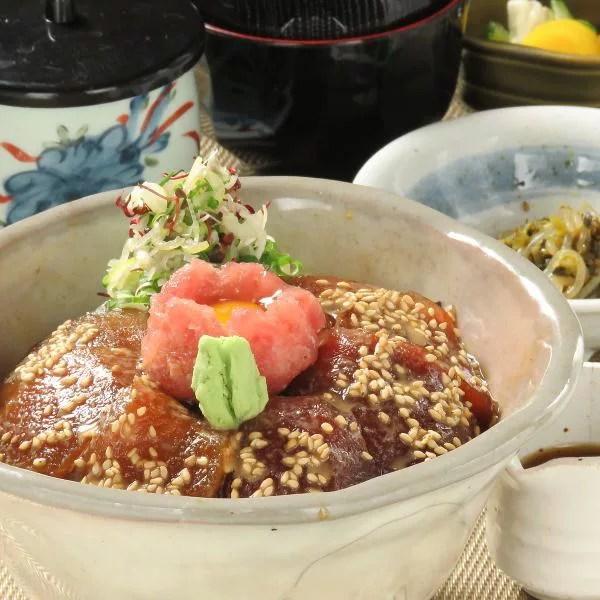 岩手県盛岡海鮮丼ランキング③気軽に日本料理を楽しめる「遠野物語」