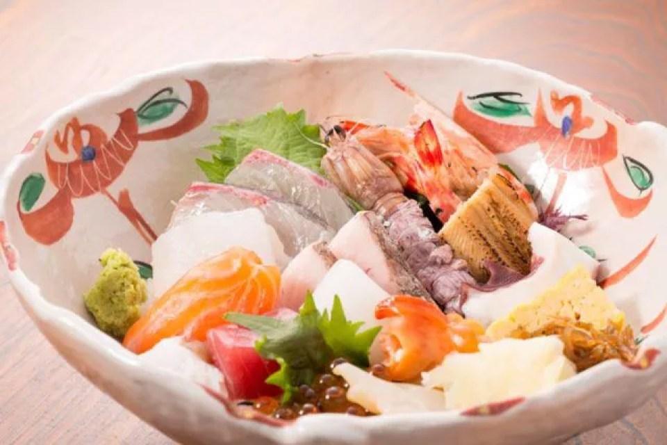 愛知県知多半島の海鮮丼ランキング★地元民おすすめ10選⑥こだわりの魚屋が作る大皿海鮮丼「かねだい」