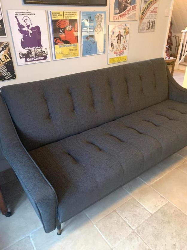 1960s Sofabed Sofa