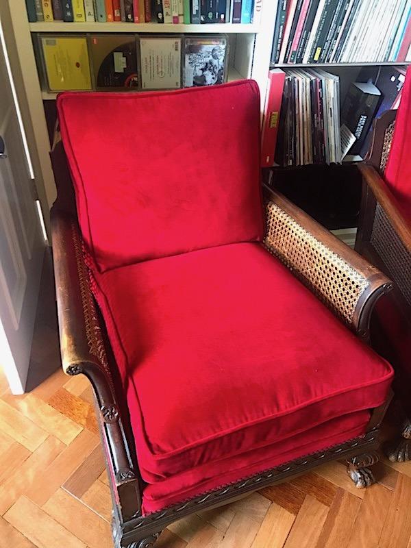 Bergère-Chair