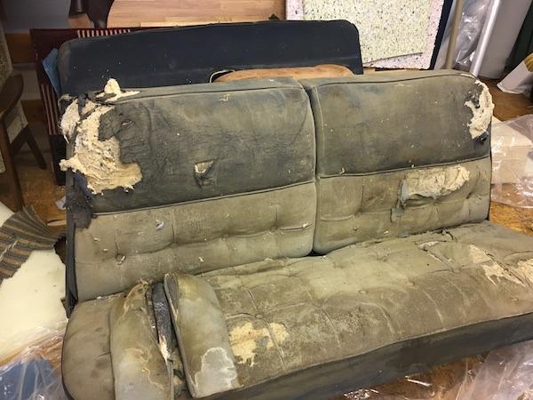 Cadillac Seats