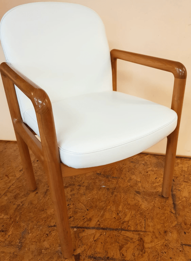 Dining Chair Restoration And Reupholstery.