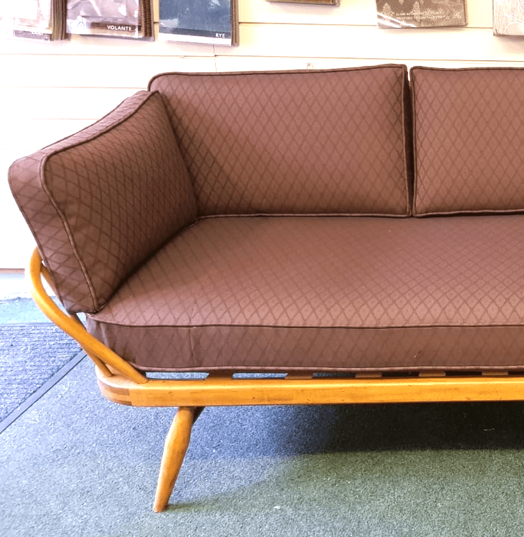 Ercol Sofa close