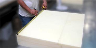 Foam cut to size