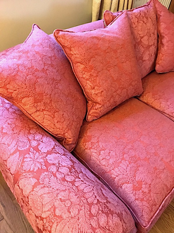 Loose covers - Linwood Damask