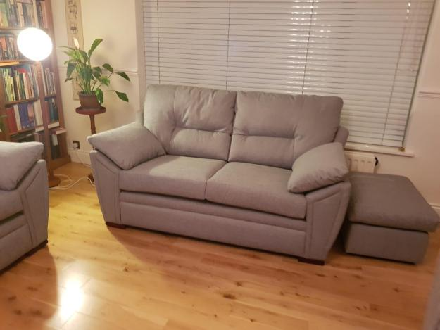 Saddle Style Sofa - two seater